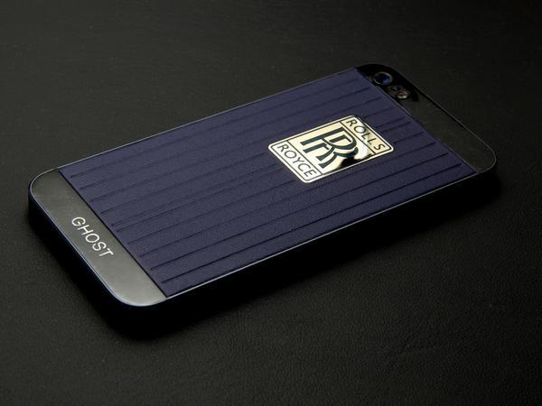 iPhone Rolls-Royce
