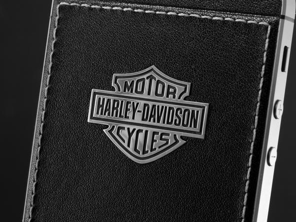 Harley-Davidson iPhone Custom #2