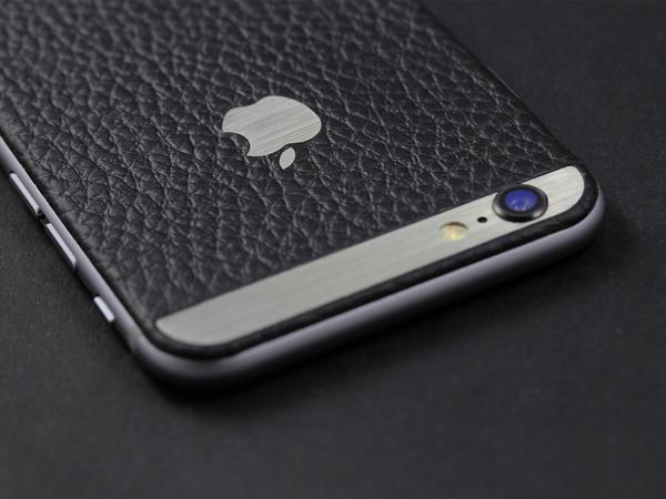 iPhone 6 из кожи Montana и титана