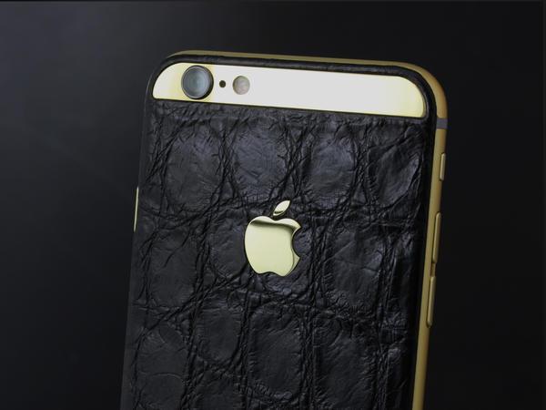 iPhone из золота