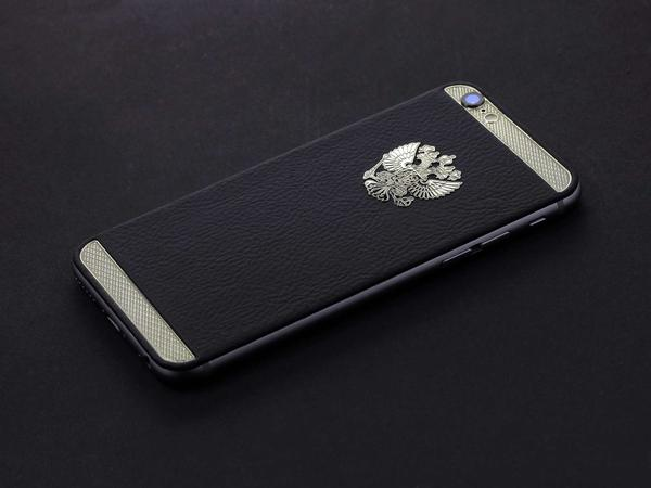 iPhone 6 с гербом РФ