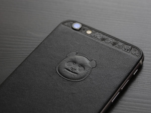 iPhone 6 Black panda