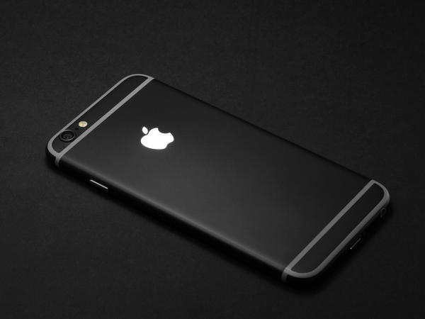 iPhone 6 Ultimate black