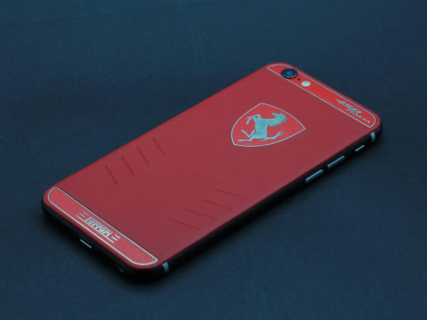 iPhone 6 Ferrari, Individual
