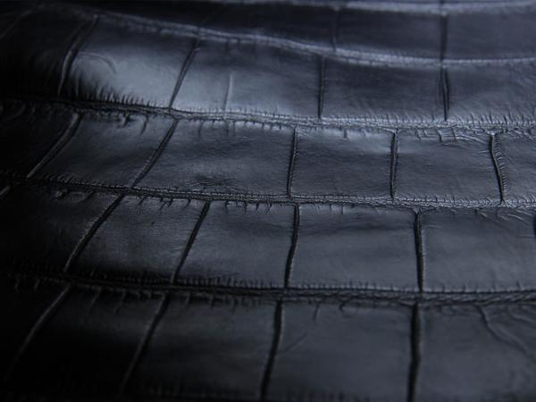 Нильский крокодил, черный