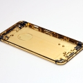 Глянцевый золотой корпус для iPhone 6