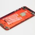 Красный корпус для iPhone 6 с белыми антеннами