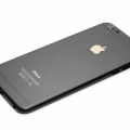 Черный корпус для iPhone 6 Plus