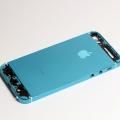 Светло-голубой корпус для iPhone 5s