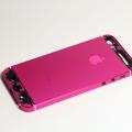 Малиновый корпус для iPhone 5s