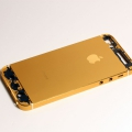 Золотой корпус iPhone 5s