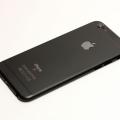 Черный матовый корпус для iPhone 6s