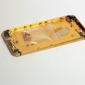 Золотой корпус для iPhone 6 Clous de Paris