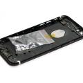 Черный корпус iPhone 6s с белыми антеннами