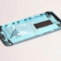 Голубой корпус для iPhone 6s с черными антеннами