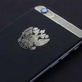 iPhone с гербом