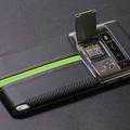 Vertu Signature Touch Custom green
