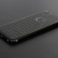 iPhone из карбона с арабской вязью
