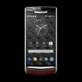 Vertu New Signature Touch Garnet Calf