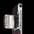 Vertu New Sgnature Touch Grape lizard