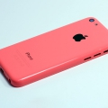 Розовый корпус для iPhone 5c