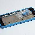 Голубой корпус для iPhone 5c