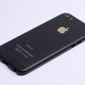Черный корпус с золотыми элементами для iPhone 5 в стиле iPhone 6