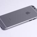 Оригинальный корпус iPhone 6 Space gray