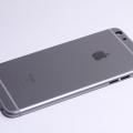 Оригинальный корпус для iPhone 6 Plus Space gray