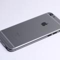 Оригинальный корпус для iPhone 6s Space gray