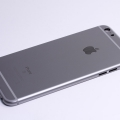 Оригинальный корпус для iPhone 6s Plus Space gray