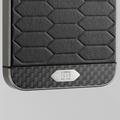 iPhone Zenvo, шильдик из титана