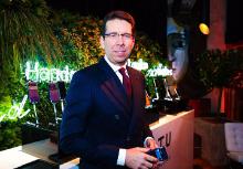 Генеральный директор компании Vertu Массимилиано Польяни