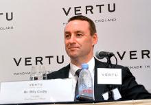Новый генеральный директор Vertu