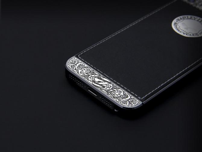 Harley-Davidson iPhone custom