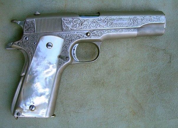 Custom Colt 1911