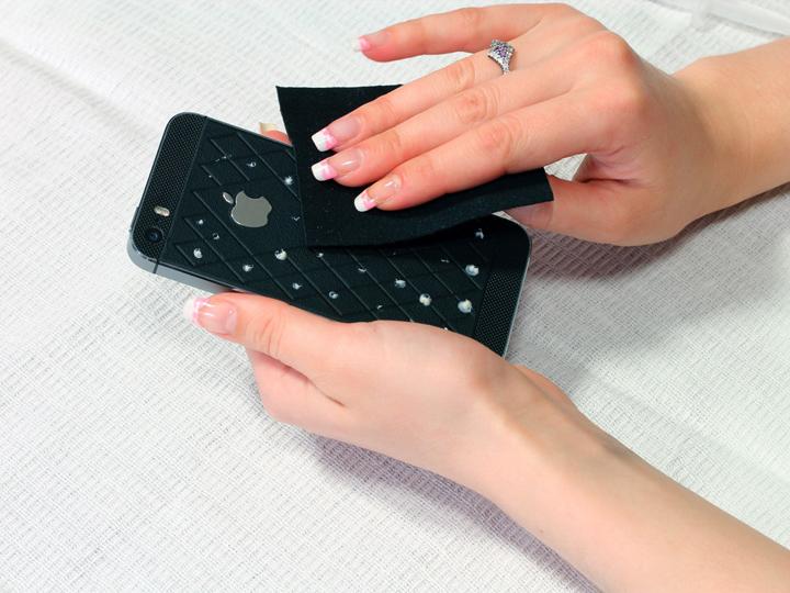 Уход за моддинговым iPhone