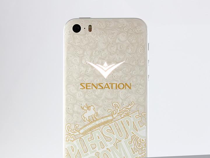 iPhone Sensation