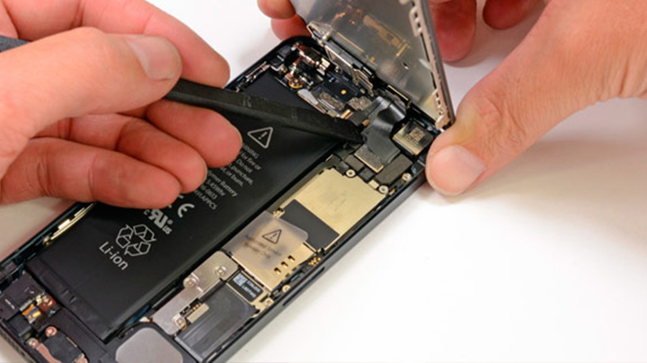 Ремонт iPhone 5/5s