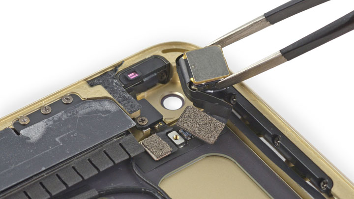 Заменить сенсоры освещенности на iPad Air 2