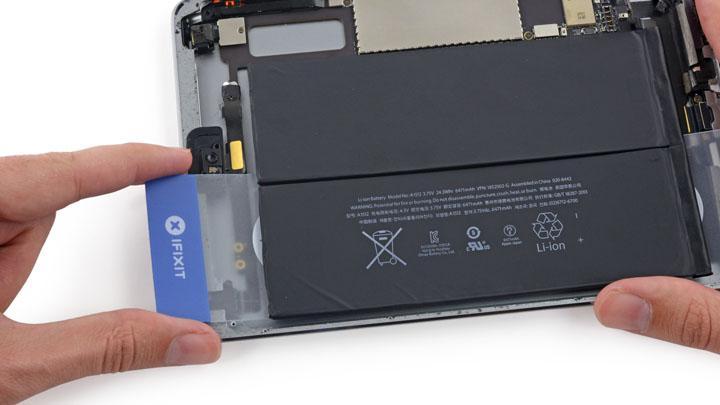 Замена порта Lightning на iPad Mini 3