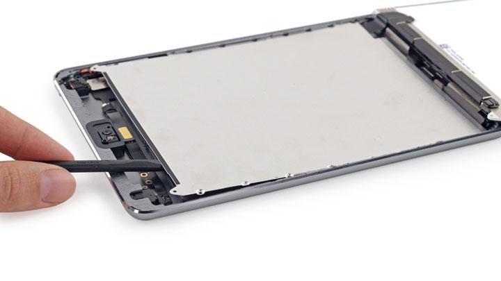 Замена динамиков на iPad Mini 3