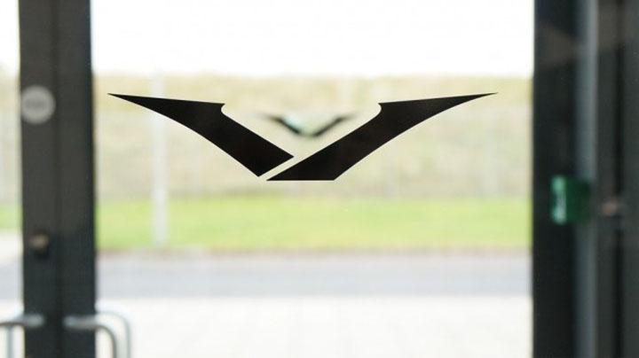 Логотип Vertu