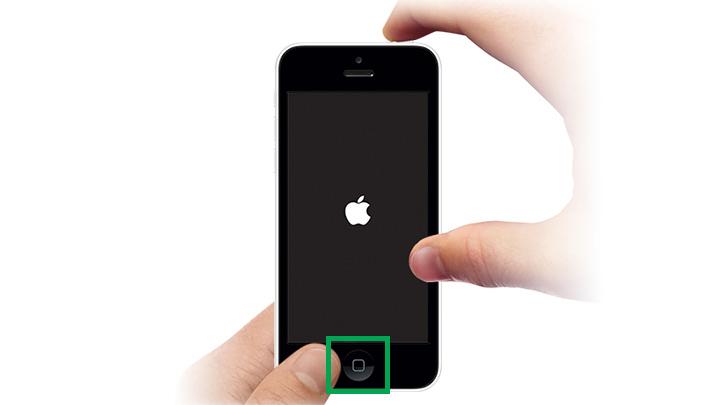 Перепрошивка iPhone через Recovery Mode