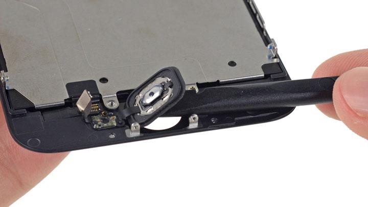 Замена передней панели iPhone