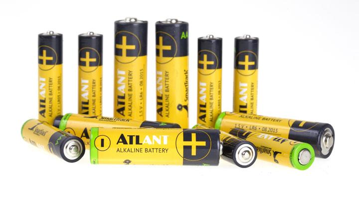 Новые типы батареек