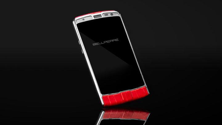 Комплектующие базирующегося на Samsung Galaxy S3 Bellperre Touch