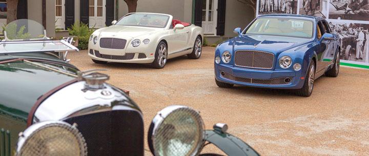 Pebble Beach Automotive Week