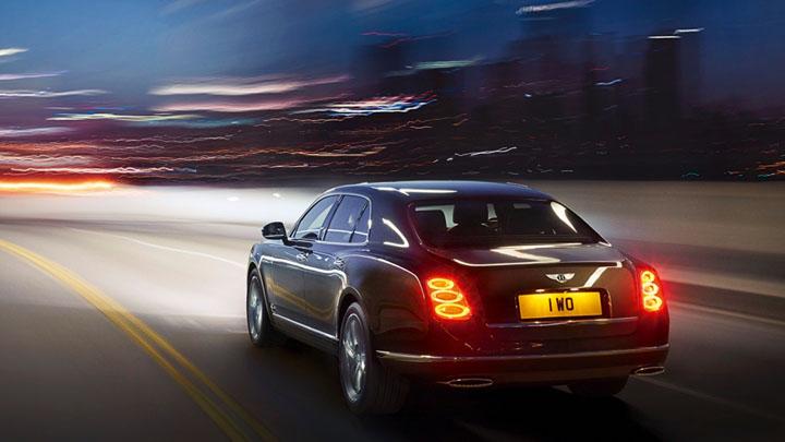Bentley — традиционное качество и современные технологии