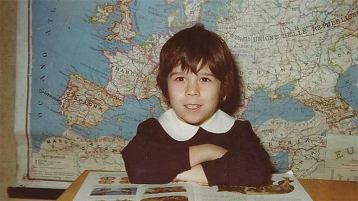 Массимилиано Польяни. Первое сентября. Первый класс. Первый день в школе